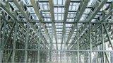 Estructura de acero de la alta calidad prefabricada del bajo costo para el almacén (CA)