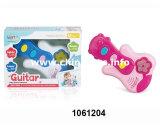 音楽およびライト(1061210)が付いているプラスチックおもちゃの漫画の赤ん坊の携帯電話