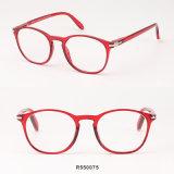 Vidros de leitura redondos R550075 da mulher da forma