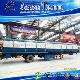 Essieu à essence à trois essieux / essence / essence / essence Tanker semi-remorque