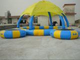 De vouwbare Opblaasbare Sporten van het Water van het Zwembad van het Stuk speelgoed van het Water Opblaasbare (wg-094)