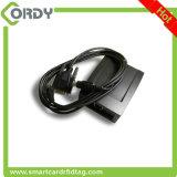Leer a la tarjeta de EM4100 TK4200/a programa de lectura de la identificación 125kHz RFID del USB de la mesa de la etiqueta