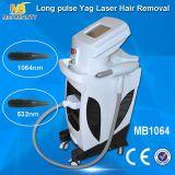 Macchina lunga verticale di rimozione dei capelli del laser del ND YAG di impulso (MB1064)