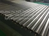 Laterali del mozzo e dell'intestazione dell'acciaio inossidabile per il trattamento delle acque