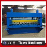 機械を形作る電流を通されたカラー鋼鉄屋根ふきシートロール
