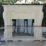 Bege Marble Fireplace Mantel Surround (SY-MF002)