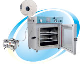 Forno do vácuo da marca do CE, forno de secagem de vácuo