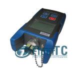 Mini medidor de potência ótico da fibra óptica da fonte luminosa