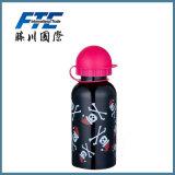 garrafa de água de seda do alumínio da impressão da impressão 500ml ou da transferência térmica