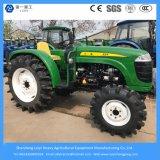 농업 55HP 4WD 중국 (40/48/55/70/125/135/140/155/185/200HP)에서 8f+2rgear 경작하거나 정원 또는 조밀한 트랙터
