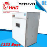 Hhd 큰 수용량 판매 Yzite-11를 위한 자동적인 닭 계란 부화기