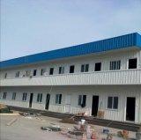 Almacén del taller del edificio de marco de la casa de la estructura de acero