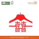 China-kleidet rotes Hochzeits-Kleid Klage-hölzerne Aufhängung (WRS00001)