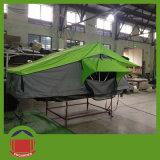tenda materiale della parte superiore del tetto di 280g Ripstop per accamparsi