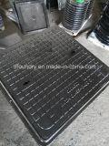 Coberturas de reservatório de topo simples com caixilhos solares com quadros