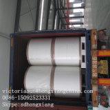 Tissu en tissu de fibre de verre pour tuyaux de gaz