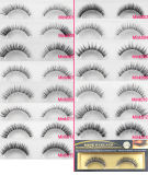 Eyelashes Extensions Cotton Terrier Super Soft Faux cils de vison