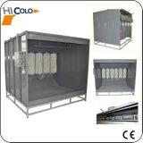 Polvere Coating Spray Booth (polvo dell'en di recubrimiento del cabina de pintura de)