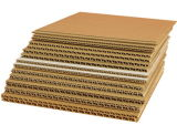 Papel Kraft Papel para canelar Placa de papel ondulado máquina de papel
