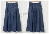 2014 оптовой долго джинсовой юбки долго Жан юбки