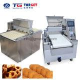 Bolinho que dá forma à linha de produção máquina do bolinho da máquina de corte do bolinho da máquina do bolinho