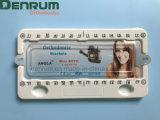 Denrumの製造のISO/Ce/FDAによって証明される新しいパテントの小型Rothアンジェラ歯科矯正学ブラケット