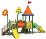 Apparatuur van de Speelplaats van de school de Plastic Openlucht (ty-70461)
