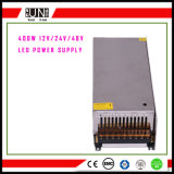 Schaltungs-Stromversorgung der 48V 24V 12V 400W Stromversorgungen-SMPS/für Sicherheits-Überwachung