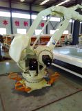 الإنسان الآليّ يكدّس نظامة تربة قرميد آلة