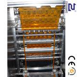 Запечатывания Sachet 4 соли машина упаковки малого бортового многополосная