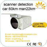Scanner 60km de Thermische Camera van de Opsporing PTZ