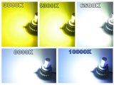 1つのH4 H/L車LEDのヘッドライトのすべて
