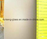 Geada decorativa manchada de vidro
