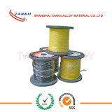 Sola extensión del termocople de los pares y construcción plana puesta cable compensadora