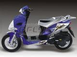 El gas Motor Scooter motocicleta (YY50QT-21C(2T))