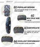 가장 싼 도로 단단한 교차하는 기관자전차 타이어 (130/90-15)