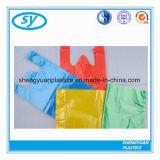 플라스틱 관례에 의하여 인쇄되는 t-셔츠 운반대 쇼핑 백