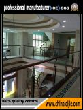 Railing балкона нержавеющей стали высокого качества самомоднейшей конструкции для здания