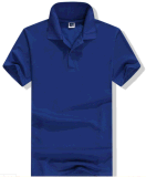 camisa de polo dos homens da alta qualidade 100%Cotton