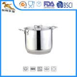 Professional Grau Alimentício Stockpot de Aço Inoxidável (CX-ST09)