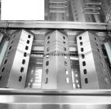 Het milieuvriendelijke Openlucht Beweegbare BBQ van het Gas van het Roestvrij staal Karretje van de Grill