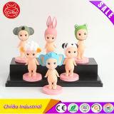 Figura japonesa boneca do Anime de Bobbleheads do ângulo de Sonny