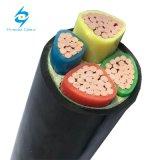 , Yxv Yxv-U-R, N2xy Cu/XLPE/PVC avec isolation XLPE les câbles de puissance