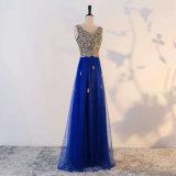 최신 판매 Gown Sexu 신식 뒤 열려있는 숙녀 야회복