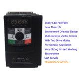 Control de tensión especial AC-DC-AC Frecuencia Variable para máquina bobinadora
