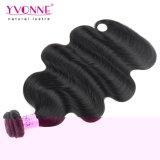 卸売100%の人間の毛髪ボディ波の人間の毛髪の織り方