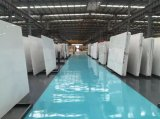 Chinesischer Schnee Statuario weiße Marmorplatte-Fußboden-Fliese