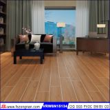 Azulejo de suelo de cerámica de madera (VRW8N15134, 150X800m m)