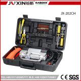 CC elettrica 100psi del gonfiatore 12V della gomma automatica della pompa portatile del compressore d'aria per il motociclo