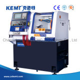 (GH30- FANUC) Ultra-Pricise와 작은 CNC 갱 선반